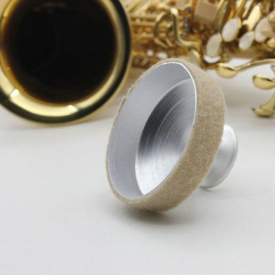 Professional Alto Saxophone MuteBrass<br>Professional Alto Saxophone Mute<br><br>Type: Saxophone Mute<br>For: Saxophone<br>Material: Aluminum Alloys<br>Tuning Items: Saxophone<br>Product weight : 0.015 kg<br>Package weight: 0.045 kg<br>Product size (L x W x H): 7 x 7 x 4.5 cm / 2.75 x 2.75 x 1.77 inches<br>Package size (L x W x H) : 8 x 8 x 5.5 cm / 3.14 x 3.14 x 2.16 inches<br>Package Contents: 1 x Alto Saxophone Mute