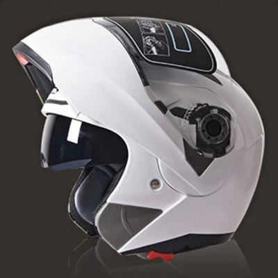 Гаджет   JieKai JK105 Motorcycle Full Face Helmet Motorcycle Parts
