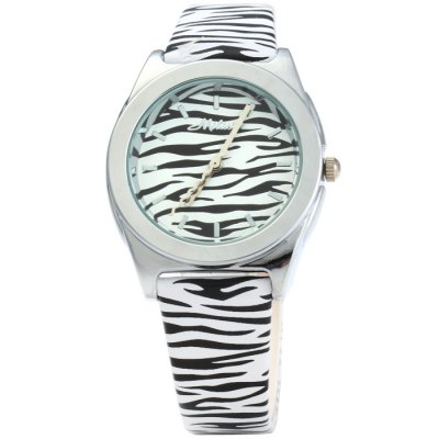 Mitina M245 Ladies Japan Quartz Watch with Zebra Stripe Leather StrapWomens Watches<br>Mitina M245 Ladies Japan Quartz Watch with Zebra Stripe Leather Strap<br><br>Brand: Mitina<br>Watches categories: Female table<br>Available color: Pink, Red, Yellow, White<br>Style : Fashion&amp;Casual<br>Movement type: Quartz watch<br>Shape of the dial: Round<br>Display type: Analog<br>Case material: Stainless steel<br>Band material: Leather<br>Clasp type: Pin buckle<br>The dial thickness: 0.7 cm / 0.28 inches<br>The dial diameter: 3.4 cm / 1.34 inches<br>The band width: 1.4 cm / 0.55 inches<br>Wearable Length:: 16 - 20.5 cm / 6.3 - 8.07 inches<br>Product weight: 0.036 kg<br>Package weight: 0.086 kg<br>Product size (L x W x H) : 23.5 x 3.4 x 0.7 cm / 9.24 x 1.34 x 0.28 inches<br>Package size (L x W x H): 24.5 x 4.4 x 1.7 cm / 9.63 x 1.73 x 0.67 inches<br>Package contents: 1 x Mitina M245 Watch