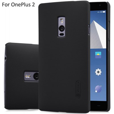 Nillkin PC Phone Protective Back Cover Case with Frosted Anti-skid Design for OnePlus 2