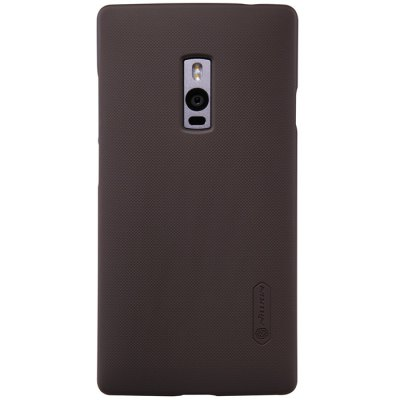 Nillkin PC Phone Protective Back Cover Case with Frosted Anti-skid Design for OnePlus 2Cases &amp; Leather<br>Nillkin PC Phone Protective Back Cover Case with Frosted Anti-skid Design for OnePlus 2<br><br>Compatible Model: OnePlus 2<br>Features: Back Cover<br>Material: Plastic<br>Style: Solid Color<br>Color: Red, Brown, Gold, Black, White<br>Product weight : 0.019 kg<br>Package weight : 0.085 kg<br>Product size(L x W x H): 15.2 x 7.6 x 1.2 cm / 5.97 x 2.99 x 0.47 inches<br>Package size (L x W x H) : 17.8 x 10 x 1.7 cm / 7.00 x 3.93 x 0.67 inches<br>Package Contents: 1 x Case