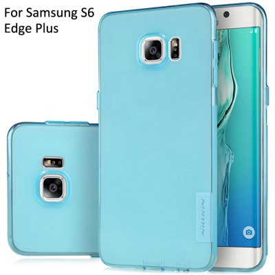 Nillkin Transparent Back Cover Case for Samsung Galaxy S6 Edge Plus