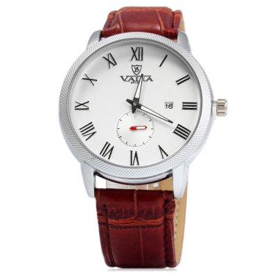 Гаджет   Valia 8610 - 3 Quartz Watch Date Display Functional Sub-dial for Men Men