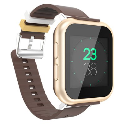 Borofone SW1 + Smart WatchSmart Watches<br>Borofone SW1 + Smart Watch<br><br>Brand: Borofone<br>Bluetooth version: Bluetooth 3.0<br>Waterproof: YES<br>Waterproof Rating: Life water resistance<br>Bluetooth calling: Phone call reminder, Phonebook, Call log sync<br>Messaging: Message reminder<br>Health tracker: Pedometer, Sedentary reminder, Sleep monitor<br>Remote control: Camera remote, Music remote<br>Notification: Yes<br>Anti-lost: Yes<br>Other functions: Voice recorder, Weather forecast, Alarm, Stopwatch, Calender, Calculator<br>Groups of alarm: 5 sets<br>Alert type: Ring, Vibration<br>Locking screen : 4 kinds<br>Screen: OGS<br>Screen resolution: 240 x 240 px<br>Screen size: 1.54 inch<br>Battery type: Polymer lithium ion battery<br>Battery capacity: 280mAh<br>Standby time: About 2 days<br>People: Unisex watch<br>Shape of the dial: Rectangle<br>Case material: Stainless Steel<br>Band material: TPU<br>Compatible OS: Android, iOS<br>Compatability: Android 4.4 / iOS 7.0 or above system<br>Language: Others, English<br>Available color: Blue, Brown, Black<br>Dial size: 5.0 x 4.3 x 0.9 cm / 1.97 x 1.69 x 0.43 inches<br>Wearing diameter: 18.7 - 24 cm / 7.36 - 9.45 inches<br>The band width: 2.0 cm / 0.79 inches<br>Product size (L x W x H) : 26.5 x 5.0 x 1.3 cm / 10.41 x 1.97 x 0.51 inches<br>Package size (L x W x H): 12.3 x 8.5 x 8.2 cm / 4.83 x 3.34 x 3.22 inches<br>Product weight: 0.058 kg<br>Package weight: 0.353 kg<br>Package contents: 1 x Borofone SW1 + Smart Watch, 1 x Charging Dock, 1 x USB Charging Cable, 1 x Chinese and English Manual