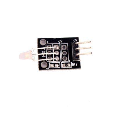 Red / Green Dual-color 3mm LED Common Cathode Module