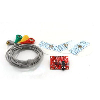 AD8232 ECG Measurement Module Kit