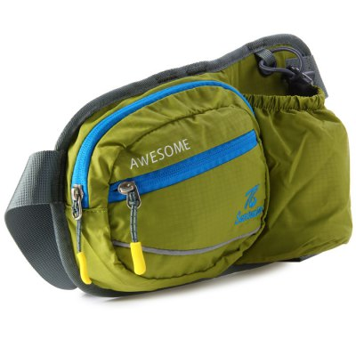 Senterlan S2515 Sport Waist Bottle Bag with Headphone HoleWaistpacks<br>Senterlan S2515 Sport Waist Bottle Bag with Headphone Hole<br><br>Brand: Senterlan<br>For: Cycling, Casual, Travel, Exercise and Fitness, Mountaineering, Camping, Hiking<br>Material: Polyester<br>Features : Water Resistant<br>Color: Light Blue, Camel Color, Black, Deep Green, Red, Green, Deep Blue<br>Product weight   : 0.182 kg<br>Package weight   : 0.240 kg<br>Product size (L x W x H)   : 27 x 19.5 x 2.5 cm / 10.61 x 7.66 x 0.98 inches<br>Package size (L x W x H)  : 28 x 21 x 4 cm / 11.00 x 8.25 x 1.57 inches<br>Package Contents: 1 x Senterlan S2515 Bag