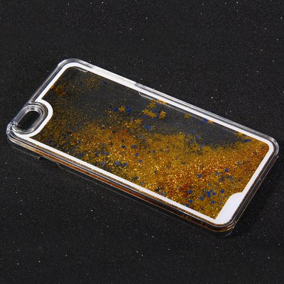 Гаджет   Plastic Back Cover Case Stars Sequins Design for iPhone 6 - 5.5inch iPhone Cases/Covers