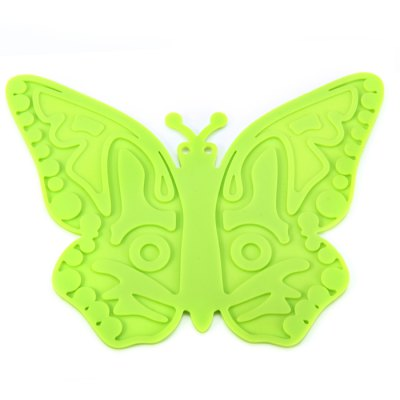 1Pcs Butterfly Shape Useful Heat - Insulated Mat