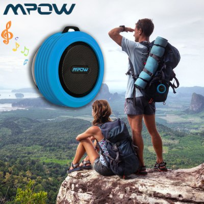 MPOW Buckler Waterproof Blutooth Speaker with Mic