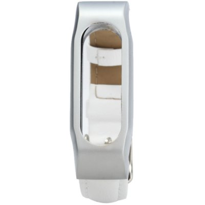 Leather Strap Anti-lost Design Band for Xiaomi Miband / 1S