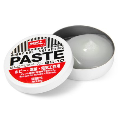 GOOT BS - 10 Soldering Paste Grease 10g