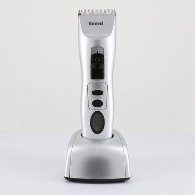 KM-1201 Electric Hair Razor Trimmer Machine Kit