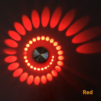 3W Applique LED Wall Lamp