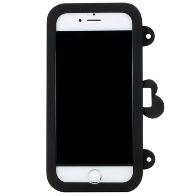 Click Bluetooth 4.0 Selfie Monopod Back Cover Case for iPhone 6