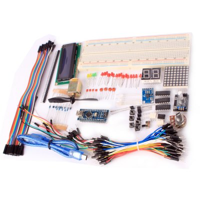 Starter Learning Kit with Nano Board