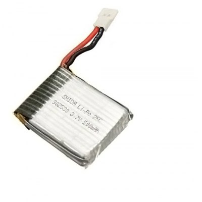 Extra Spare 3.7V 500mAh Battery for XK K123 Remote Control Helicopter