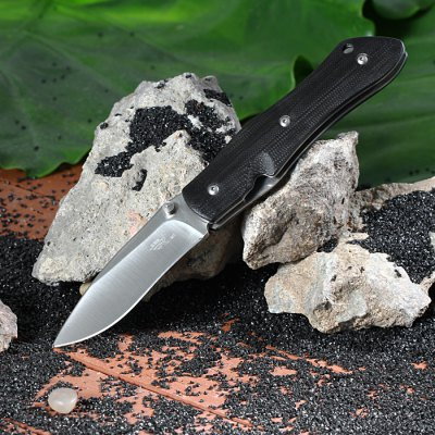 21 Sanrenmu M1 Folding Knife