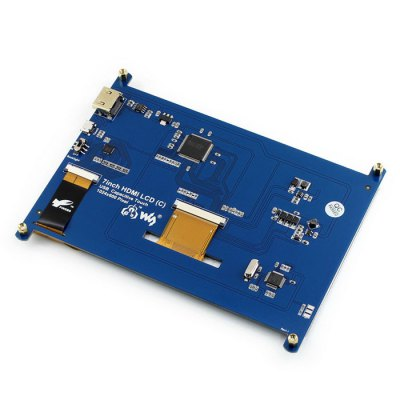 Waveshare 7 inch 1024 ? 600 Pixels HDMI LCD Module