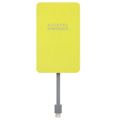 Гаджет   ALCATEL onetouch PB50 3020mAh Mobile Power Bank Built-in Micor USB Cable Li-polymer Battery Sucker Charger iPhone Power Bank