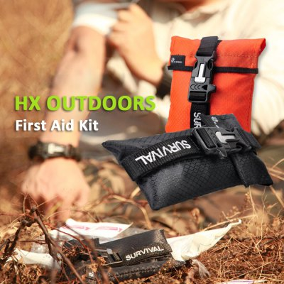 HX OUTDOORS JJ013 11 In 1 First Aid Kit Bag
