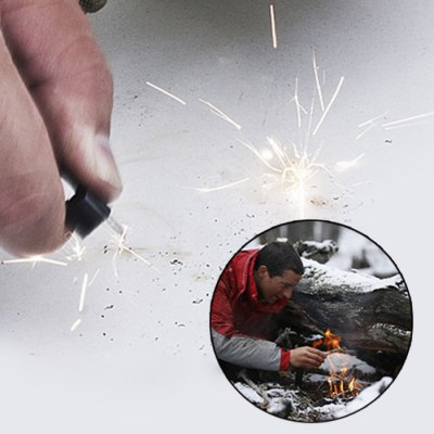 HX OUTDOORS D-106  5 in 1 Multi-purpose Survival BraceletFire Starter<br>HX OUTDOORS D-106  5 in 1 Multi-purpose Survival Bracelet<br><br>Brand: HX OUTDOORS<br>Type: Multitools<br>For: Hiking, Daily Use, Adventure, Home use, Motorcycle, Car, Cycling, Travel, Other Outdoor Activities, Climbing, Mountaineering, Camping<br>Material: Nylon, Plastic, Magnesium, Metal<br>Color: Army Green, Black, Orange, Earthy Color<br>Product weight   : 0.020 kg<br>Package weight   : 0.070 kg<br>Product size (L x W x H)   : 16 x 2 x 0.25 cm / 6.29 x 0.79 x 0.10 inches<br>Package size (L x W x H)  : 13 x 6 x 1 cm / 5.11 x 2.36 x 0.39 inches<br>Package contents: 1 x HX OUTDOORS D-106 Bracelet