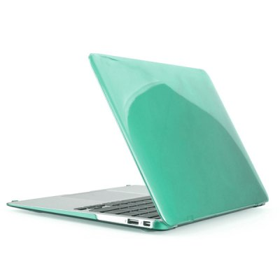 Гаджет   ENKAY Transparent Crystal Protective Hard Case Anti-dust Plugs Keyboard Film 3 in 1 for MacBook Air 13.3 Inch Mac Cases/Covers