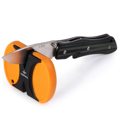 YOYAL T1301TC Double Stages Knife Sharpener