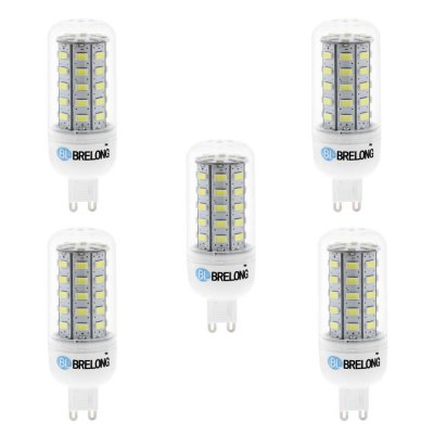 Гаджет   5PCS BRELONG 10W G9 SMD 5730 800Lm LED Corn Bulb LED Light Bulbs