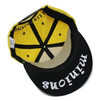 Гаджет   Minions Style Unisex Base Ball Peaked Cap Other Camping Gadgets