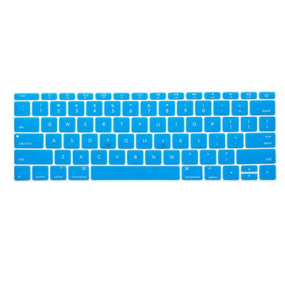 ENKAY Ultra-thin Silicone Water-proof Keyboard Film Protector for MacBook 12 inchMac Keyboards<br>ENKAY Ultra-thin Silicone Water-proof Keyboard Film Protector for MacBook 12 inch<br><br>Brand: ENKAY<br>Compatible with: MacBook 12 inch<br>Material: Silicone<br>Color: Pink, Orange, Cyan, White, Purple, Light blue, Black, Green, Silver, Blue, Gold, Red, Yellow, Transparent<br>Product weight : 0.011 kg<br>Package weight : 0.090 kg<br>Product size (L x W x H): 27.7 x 13 x 0.1 cm / 10.89 x 5.11 x 0.04 inches<br>Package size (L x W x H) : 38 x 14 x 1 cm / 14.93 x 5.50 x 0.39 inches<br>Package contents: 1 x Keyboard Film