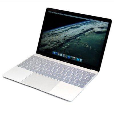 ENKAY Ultra-thin Silicone Water-proof Keyboard Film Protector for MacBook 12 inch