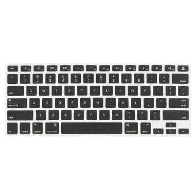 ENKAY Ultrathin Silicone Water-proof Protective Keyboard Sticker for MacBook Pro 13.3 / 15.4 inch