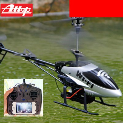 ATTOP YD - 215 2.4GHz WIFI RC Helicopter with 0.3MP Camera