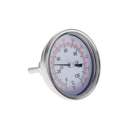 TS-BX39 Analog Thermometer GaugeConsumer Electronics<br>TS-BX39 Analog Thermometer Gauge<br><br>Product weight   : 0.127 kg<br>Package weight   : 0.200 kg<br>Product size (L x W x H)  : 6.2 x 6.2 x 9.5 cm / 2.44 x 2.44 x 3.73 inches<br>Package size (L x W x H)  : 9.5 x 9 x 6.2 cm / 3.73 x 3.54 x 2.44 inches<br>Package Contents: 1 x Thermometer Gauge