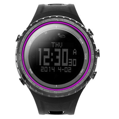 Гаджет   SUNROAD FR801B Male Barometer Digital Watch Sports Watches