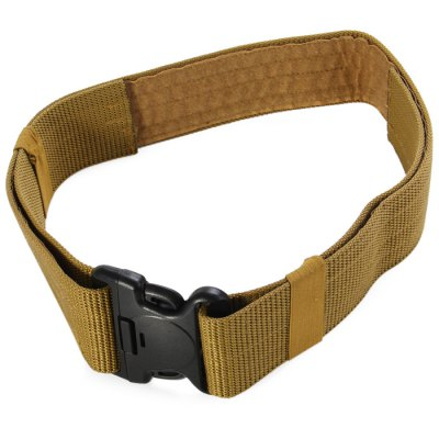 Гаджет   Outdoor Tactical Canvas Adjustable Belt with Plastic Buckle Other Camping Gadgets