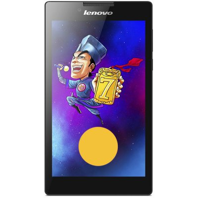 Lenovo TAB 2 A7-30 Android 4.4 PhabletTablet PCs<br>Lenovo TAB 2 A7-30 Android 4.4 Phablet<br><br>3.5mm Headphone Jack: Yes<br>Additional Features: Calendar, Calculator, WiFi, Alarm, Sound Recorder, GPS, Bluetooth, People<br>Back camera: 2.0MP (with flash light)<br>Battery / Run Time (up to): 7 hours video playing time<br>Battery Capacity: 3450mAh<br>Bluetooth: Yes<br>Camera type: Dual cameras (one front one back)<br>Charger: 1<br>Core: 1.3GHz, Quad Core<br>CPU: MTK8382<br>CPU Brand: MTK<br>DC Jack: Yes<br>External Memory: TF card up to 64GB (not included)<br>Frequency: GSM 850/900/1800/1900MHz<br>Front camera: 0.3MP<br>G-sensor: Supported<br>GPS: Yes<br>GPU: Mali-450MP<br>IPS: Yes<br>Languages: English,French,Spanish,Portuguese,Russian,German,Italian,Dutch<br>Micro USB Slot: Yes<br>Network type: GSM<br>Note: If you need any specific language other than English and you must leave us a message when you checkout<br>OS: Android 4.4<br>Package size: 30 x 24 x 3 cm / 11.79 x 9.43 x 1.18 inches<br>Package weight: 1.200 kg<br>Picture format: JPEG, GIF, BMP<br>Product size: 19.1 x 10.5 x 0.89 cm / 7.51 x 4.13 x 0.35 inches<br>Product weight: 0.269 kg<br>RAM: 1GB<br>ROM: 16GB<br>Screen resolution: 1024 x 600 (WSVGA)<br>Screen size: 7 inch<br>Screen type: Capacitive<br>SIM Card Slot: Single SIM, Yes (1 x Micro SIM Card Slot), Single Standby<br>Support Network: WiFi, 2G<br>Tablet PC: 1<br>TF card slot: Yes<br>Type: Tablet PC<br>USB Cable: 1<br>User Manual: 1<br>Video recording: Yes