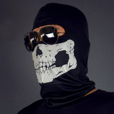 Stylish Skull Pattern Mask Outdoor Protective Headgear For MenMens Hats<br>Stylish Skull Pattern Mask Outdoor Protective Headgear For Men<br><br>Hat Type: Skullies Beanie<br>Group: Adult<br>Gender: For Men<br>Style: Fashion<br>Pattern Type: Skull<br>Material: Polyester<br>Circumference (CM): 57CM<br>Weight: 0.096KG<br>Package Contents: 1 x Hat