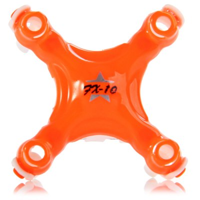 Extra Spare Upper + Lower Body Cover Fitting for Floureon FX - 10 Remote Control Quadcopter