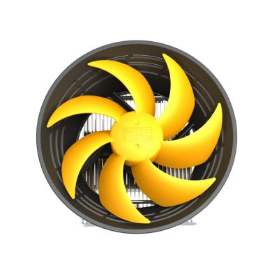 PCCOOLER Q120 Heatpipe CPU Cooler / HeatsinkCPU Cooler<br>PCCOOLER Q120 Heatpipe CPU Cooler / Heatsink<br><br>Type: Cooling Fan<br>Compatible: Inter LGA775,AMD AM2<br>Color: Yellow<br>Product weight: 0.235 kg<br>Package weight: 0.340 kg<br>Product size (L x W x H): 12.350 x 12.000 x 7.400 cm / 4.862 x 4.724 x 2.913 inches<br>Package size (L x W x H): 12.500 x 12.500 x 8.000 cm / 4.921 x 4.921 x 3.150 inches<br>Package Contents: 1 x PCCOOLER Q120 Heatpipe CPU Cooler Heatsink with Cooling Fan, 1 x Bracket, 4 x Transparent Shaw, 4 x Feet