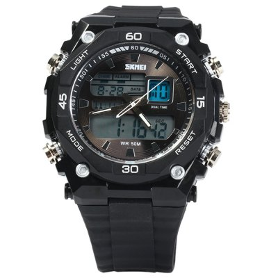 Гаджет   Skmei 1092 LED Sports Watch for Men Sports Watches