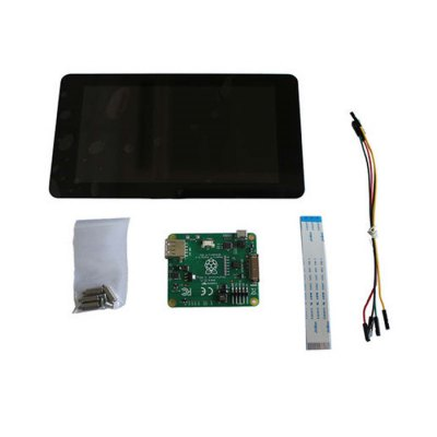 Touch Screen Display ModuleOther Accessories<br>Touch Screen Display Module<br><br>Type: Touch Screen Display Module<br>Product Weight: 0.044 kg<br>Package Weight: 0.362 kg<br>Product Size(L x W x H): 15.5 x 8.6 x 0.5 cm / 6.09 x 3.38 x 0.20 inches<br>Package Size(L x W x H): 20 x 19 x 3 cm / 7.86 x 7.47 x 1.18 inches<br>Package Contents: 1 x 7 inch Touch Screen Display Module 800 x 480 Resolution, 1 x Adapter Board, 1 x DSI Ribbon Cable, 4 x Screw, 4 x Jumper Wire