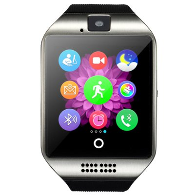 Гаджет   1.54 inch Q18 Smartwatch Phone Cell Phones