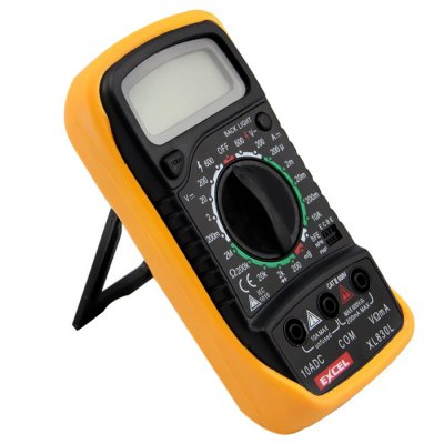 ФОТО XL8301 1.75 inch LCD Handheld Digital Multimeter
