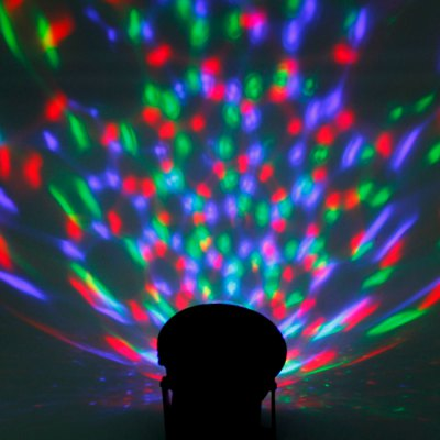 LT - W661 3W Waterproof RGB Stage Stake Light Lamp for Concert Party