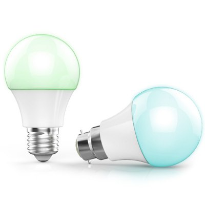 Multi-functional E27 Smart LED BulbSmart Lighting<br>Multi-functional E27 Smart LED Bulb<br><br>Base Type: E27<br>Operating system: Android 4.3 or above and iOS 6.0 or above<br>Power: 4.5W<br>Lumen: 400 - 550Lm<br>Color Temperature: 3000 - 3200K<br>Bluetooth version: 4.0<br>Product weight: 0.047 kg<br>Package weight: 0.072 kg<br>Product Size  ( L x W x H ): 6.000 x 6.000 x 10.200 cm / 2.362 x 2.362 x 4.016 inches<br>Package Size ( L x W x H ): 10.000 x 15.000 x 5.000 cm / 3.937 x 5.906 x 1.969 inches<br>Package Contents: 1 x E27 Smart LED Bulb
