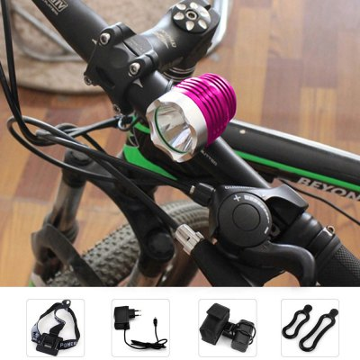 Dark Knight K1A Bicycle Light - EU Plug