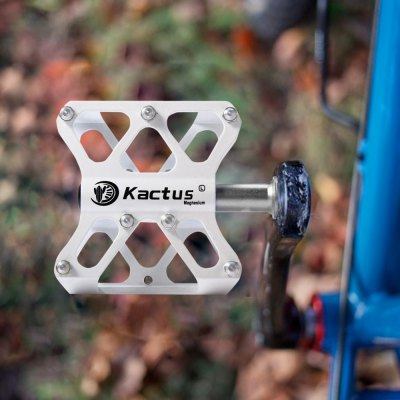 KACTUS 22C Steel Axle Bike Pedals