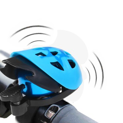 Helmet Shaped Bicycle Handle Bar Bell